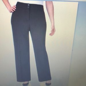 Style Co. Pants, Solid Wide Leg